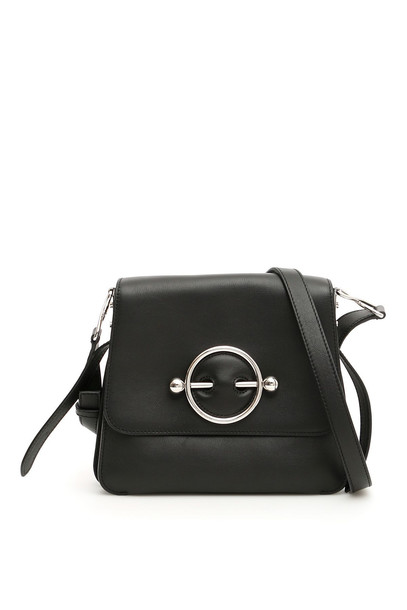J.W. Anderson Disc Shoulder Bag in black