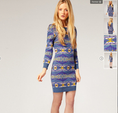 mini,print,yellow dress,blue dress,dress