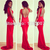 Aliexpress.com : Buy 2014 Boat Neck Open Back A Line Red Tight Long Dress Debs Long Dress Slim Stretch Long Dress from Reliable dress skirt suppliers on SFBridal