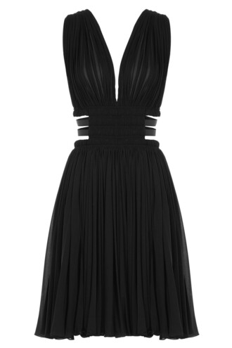 dress cocktail dress black