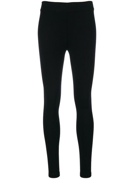 Vince leggings women classic spandex black pants