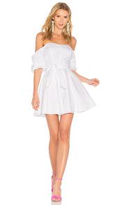 dress,blue vanilla,summer dress,off the shoulder dress,off the shoulder,wrap dress,white dress,summer outfits,summer