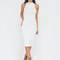 Greatest gift mockneck midi dress mint royal black white - gojane.com