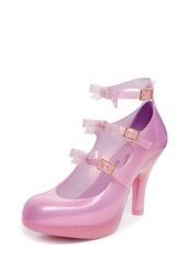 shoes,pink,light pink,pastel pink,heel,rubber,plastic heel,plastic,plastic shoes,pink high heels,high heels,sweet,petite,lolita,cute,lovely,fashion,kawaii,soft,soft grunge