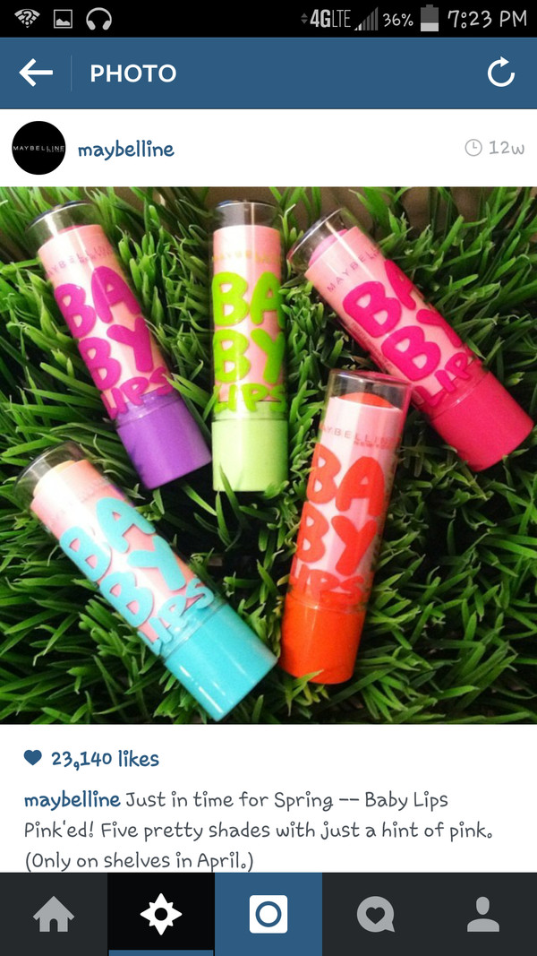 make-up maybelline new york maybelline baby lips new