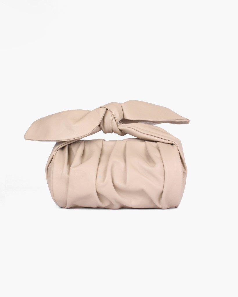 Nane Bag Leather Beige