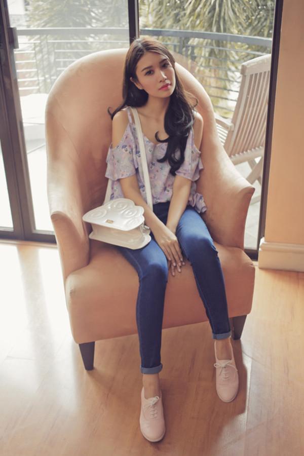 tricia gosingtian top shoes bag