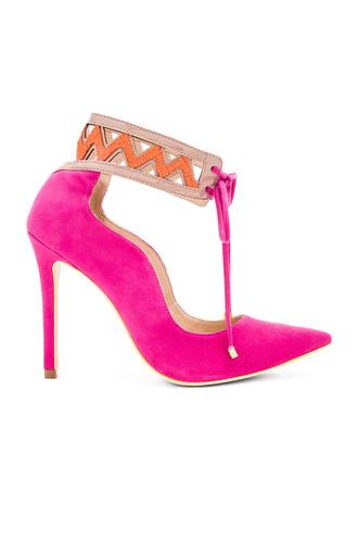 heel pink