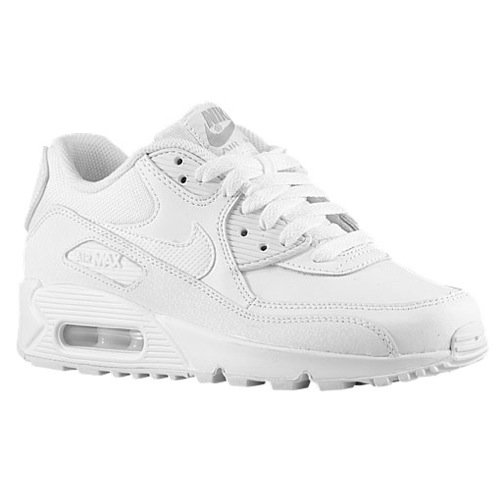Nike Air Max 90 White Kids lanarkunitedfc.co.uk