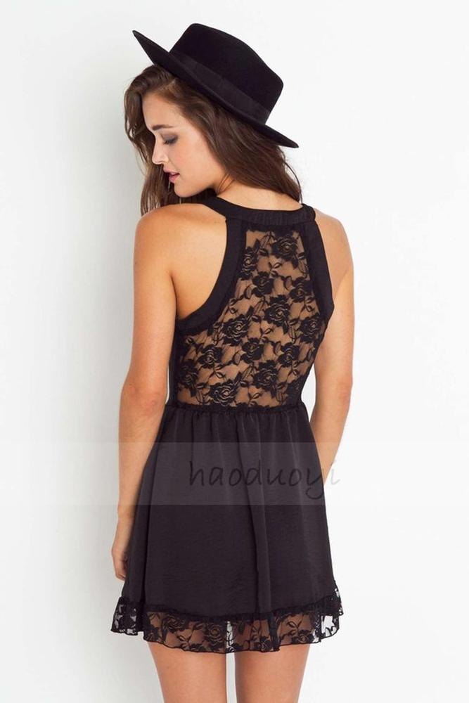 Cute sexy lace fashion dress hot