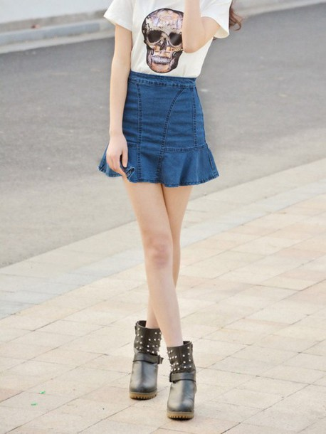 skirt mini skirt style 2015 trendy