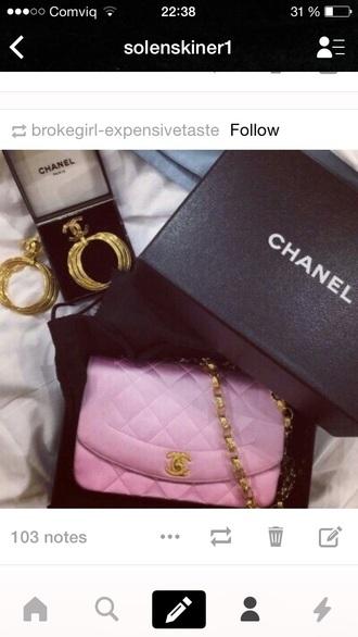 bag coco chanel stylish