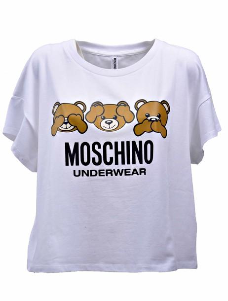 Moschino t-shirt shirt t-shirt top