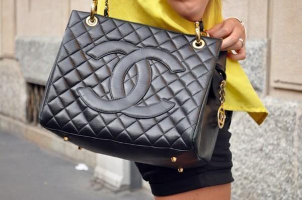 a8c578ab6413 Chanel: Chanel Classic Grand Shopping Tote Gst Bag Black Caviar Gold ...