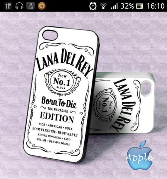 tank top lana del rey iphone case