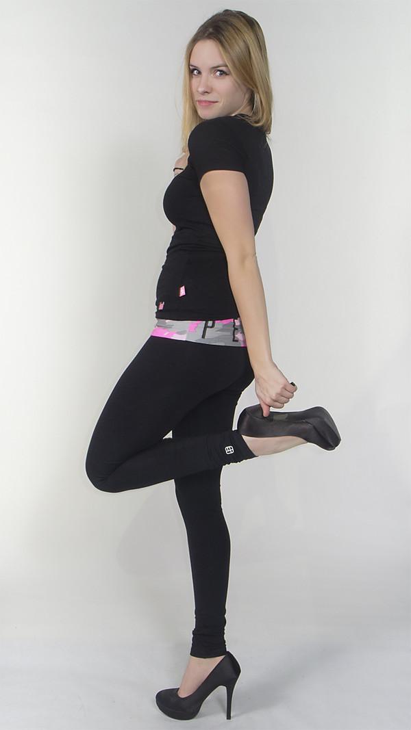 Pants: leggings, fashion teen, ladies