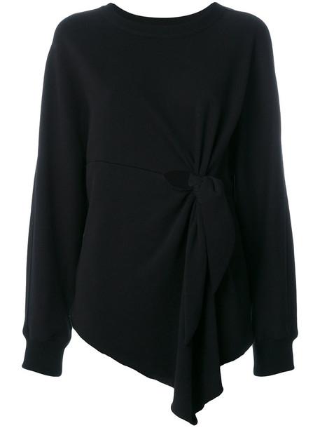 Damir Doma - Tevi blouse - women - Cotton - S, Black, Cotton