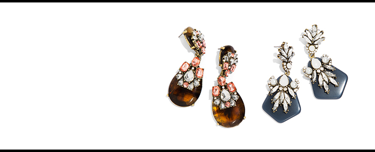 Statement Earrings & Special Occasion Earrings | BaubleBar