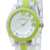 Marc Jacobs MBM4549  Watches,Women's Rivera Clear White Dial Acrylic and Stainless Steel, Women's Marc Jacobs Quartz Watches