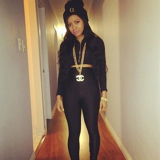 pants honey cocaine high waisted beanie crop tops jewels