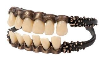jewels gaga lady ladgaga dope teeth artpop bracelets vintage halloween
