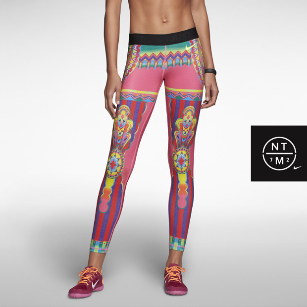 Nike Pro Magical Kaleidoscope Women's Tights