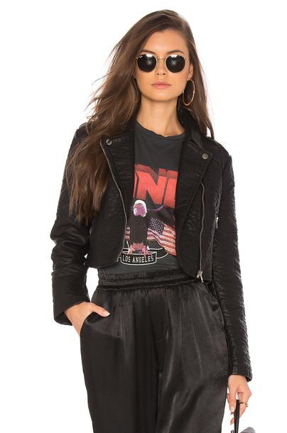 BB Dakota jacket black