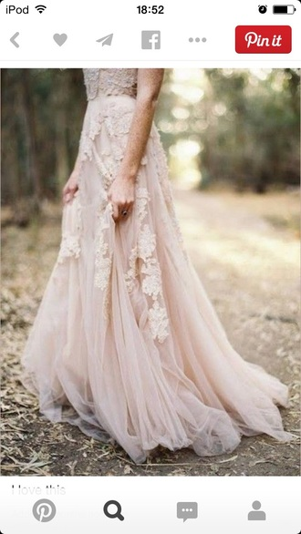 dress prom dress prom pink pink dress pastel pastel dress floral dress hipster wedding country wedding