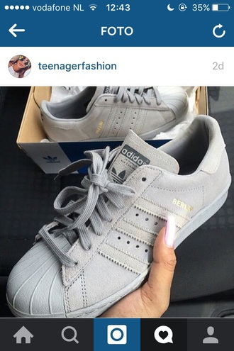 shoes grey tublr tumbr weheartit instagram adidas adids. adidas shoes