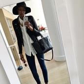 bag,tassel,leather,purse,chic,crocodile,black,minimalist,black bag