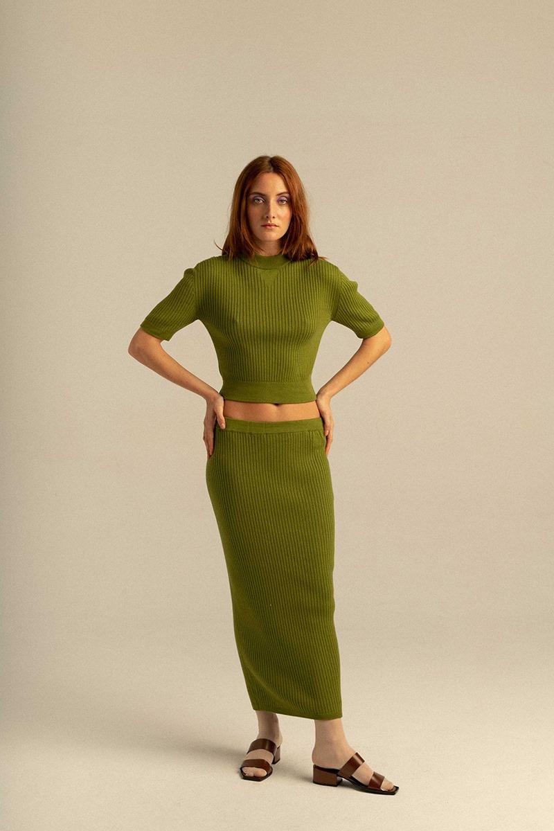 Paltrow Skirt