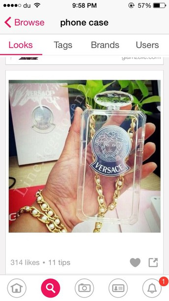 phone cover versace phone cover cover brand