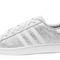 Adidas superstar 2 w [g63094] original casual metallic silver/white