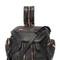 Alexander wang mini marti backpack with rose gold hardware - black