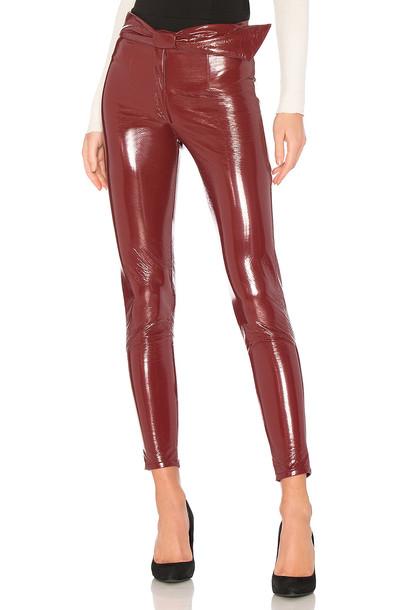 LPA red pants