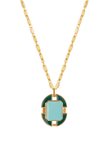 CERCLE AMEDEE necklace blue jewels