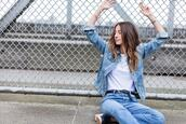to bruck ave,blogger,jacket,t-shirt,jeans,shoes,jewels