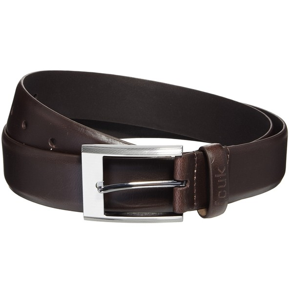 French Connection Leather Belt - Polyvore