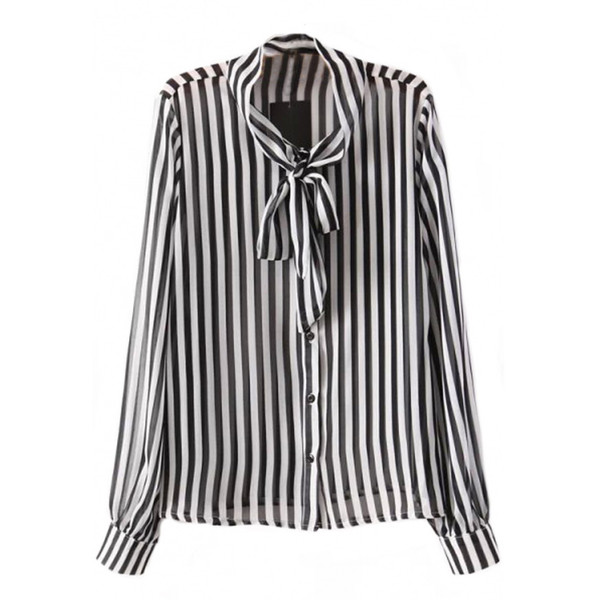 Find great deals on eBay for black and white stripe blouse. Shop with confidence.