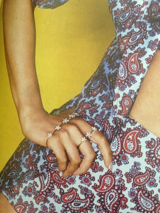megan fox jewels ring daisy rings daisy
