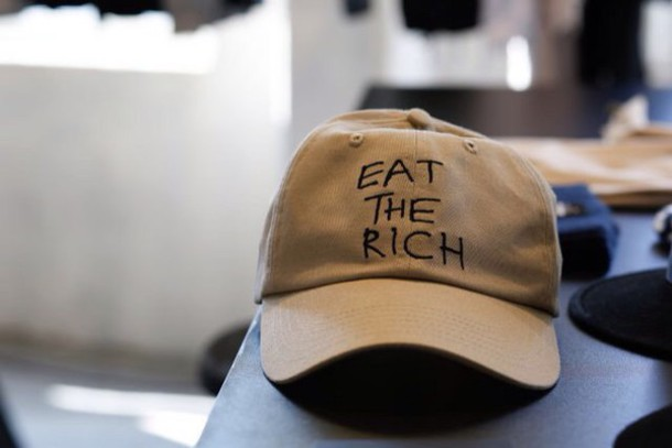 e0c79e669cb hat kai eat the rich eat tumblr dope tumblr hats cap snapback brown dad hat  dad.