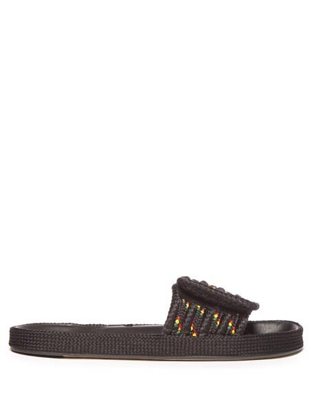 Isabel Marant black shoes
