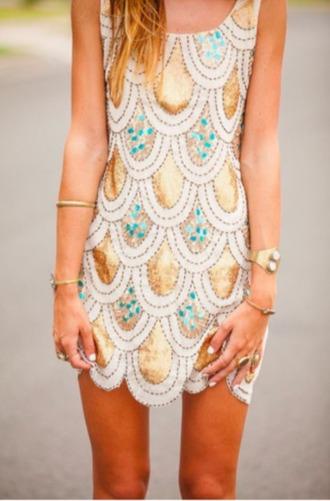 dress metallic metallic dress turquoise