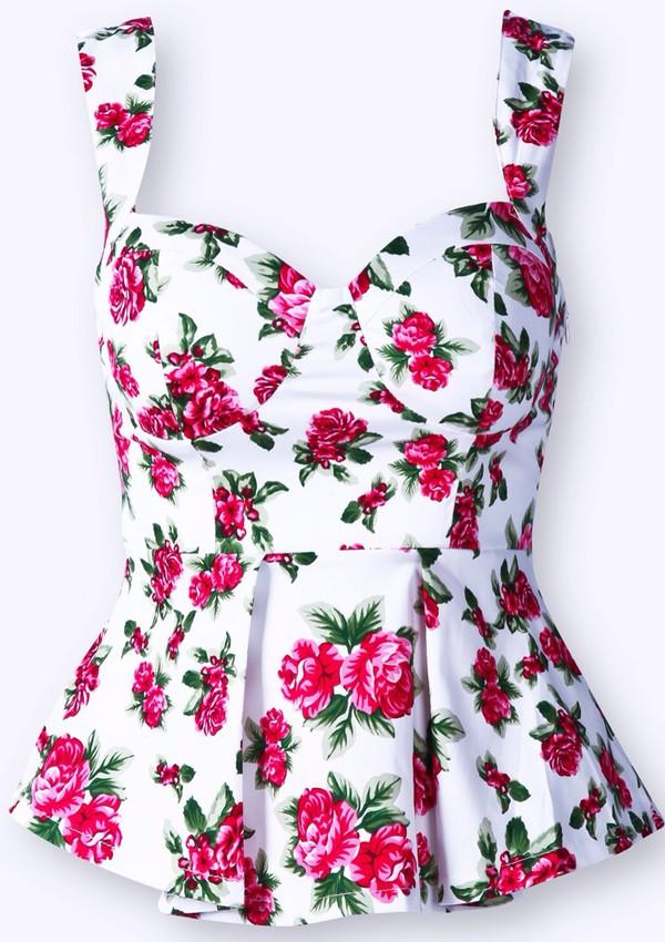 blouse ariana grande