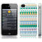 Image tpu gel case for iphone 4s / iphone 4 / aztec | ebay
