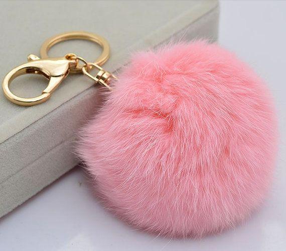Fluff ball keyring – shop seasouth