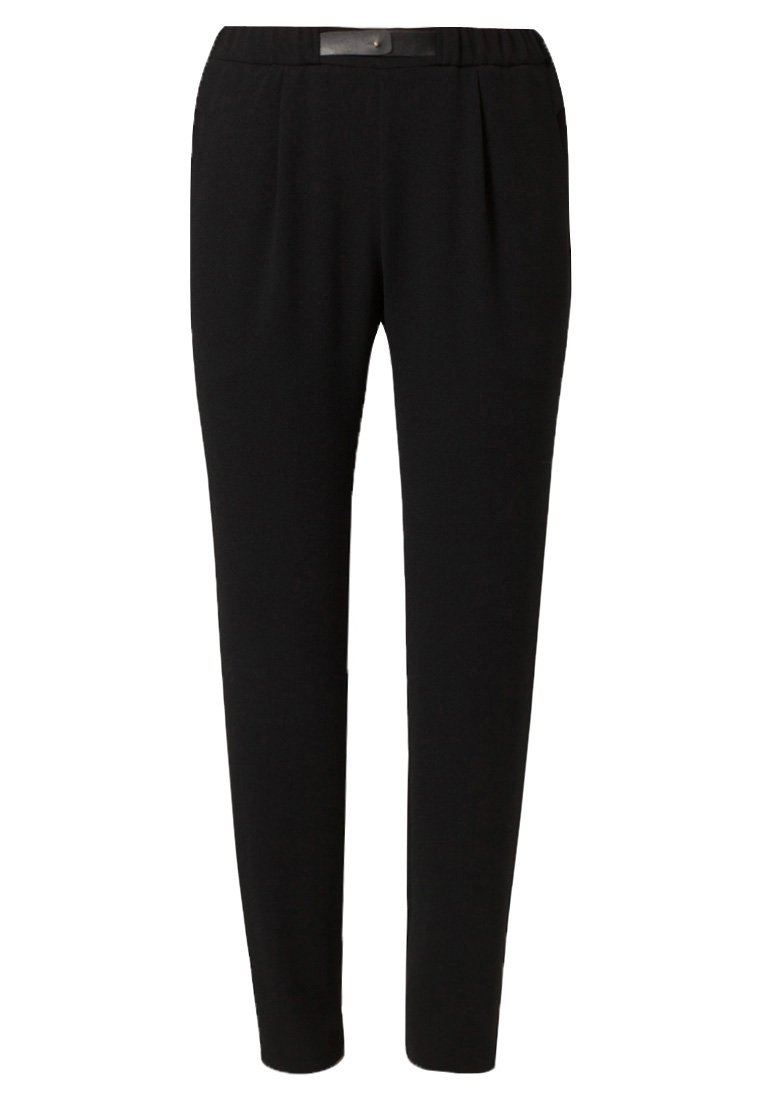 Kaviar Gauche for Zalando Collection JOGGER DE LUXE - Trousers - black - Zalando.co.uk