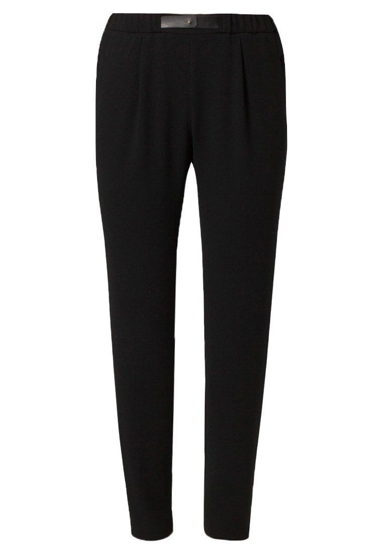 Kaviar Gauche for Zalando Collection JOGGER DE LUXE - Trousers - black - Zalando.co.uk