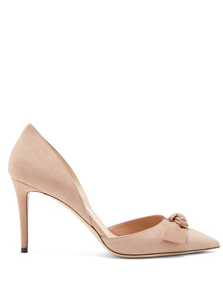 suede pumps pumps suede nude shoes