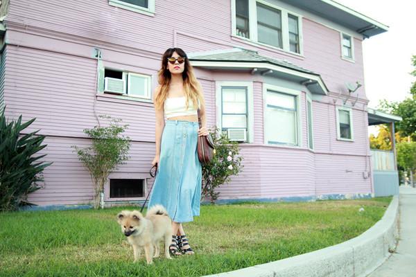 joellen love blogger sunglasses bag